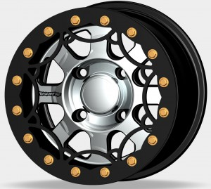 DFR Baja Crippler Beadlock Wheel