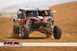 Kawasaki Teryx - Dragon Fire Racing