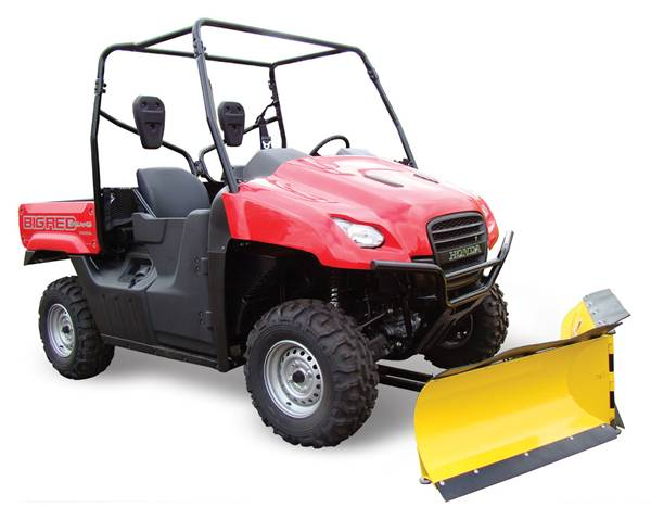 2009 yamaha rhino fuse box get ready for winter snow with a moose v plow for utvs  get ready for winter snow with a moose v plow for utvs