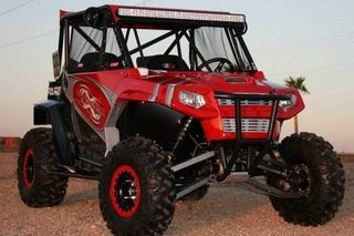 Polaris RZR S - Jagged X