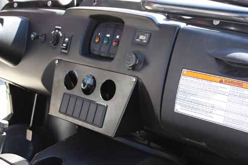 Dash Frame System For The Kawasaki Teryx Now Available