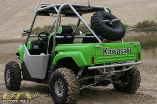 Long Travel Kawasaki Teryx