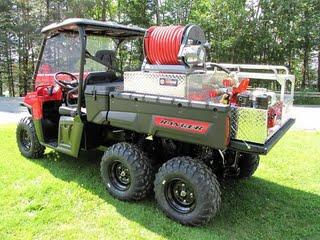 Polaris Ranger 6x6
