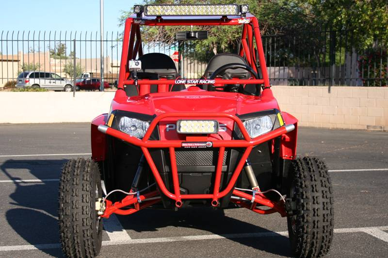 Upgraded Suspension is now available for Polaris RZR 170