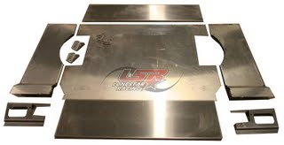 Kawasaki Teryx Aluminum Bed