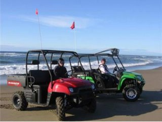 Oregon Dunes UTV Rental and Tour