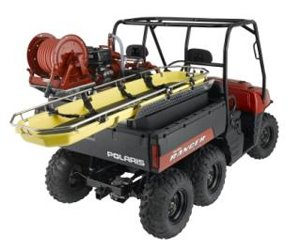 Fire and Rescue Polaris RANGER