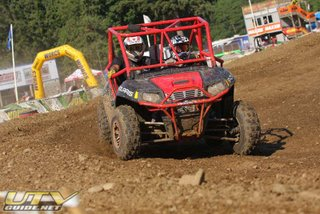 Polaris RZR Racing