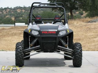 Polaris RZR S Long Travel
