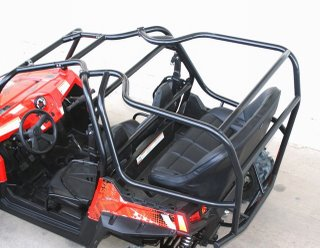Polaris RZR Four Seat Cage