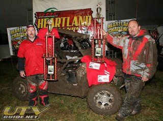 Polaris RANGER RZR at Heartland Challenge