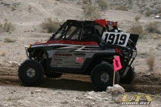 Jagged X RANGER RZR Wins Best in the Desert's Bilek Silver State 300