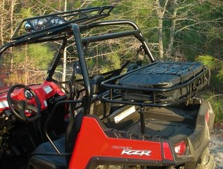 Polaris RZR Bed Rack