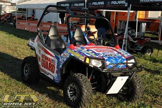 Polaris RZR GNCC UTV Racing