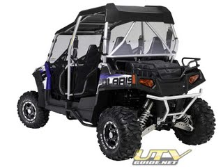 Polaris RANGER RZR 4 with Rear Step