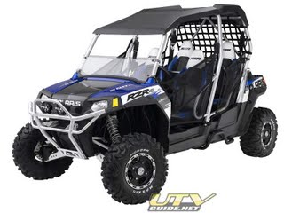 Polaris RZR 4 with Poly Roof