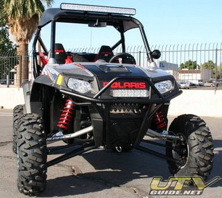 Polaris RZR S Long Travel Kit