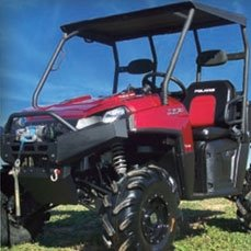 2009 Polaris RANGER Fender Kit