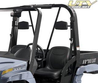 Prowler XTX 700 Seat Belt