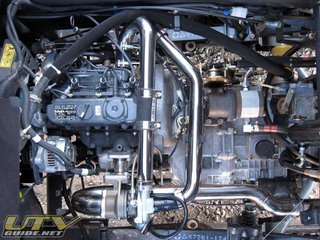 Kubota UTV Turbo Kit