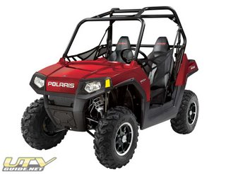 RZR LE Sunset Red