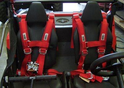Polaris Rzr 170 Restraint System From Factory Utv Utv Guide