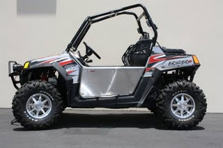 Polaris RZR Aluminum Door