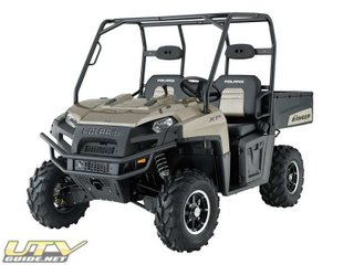 Ranger XP Sandstone Metallic