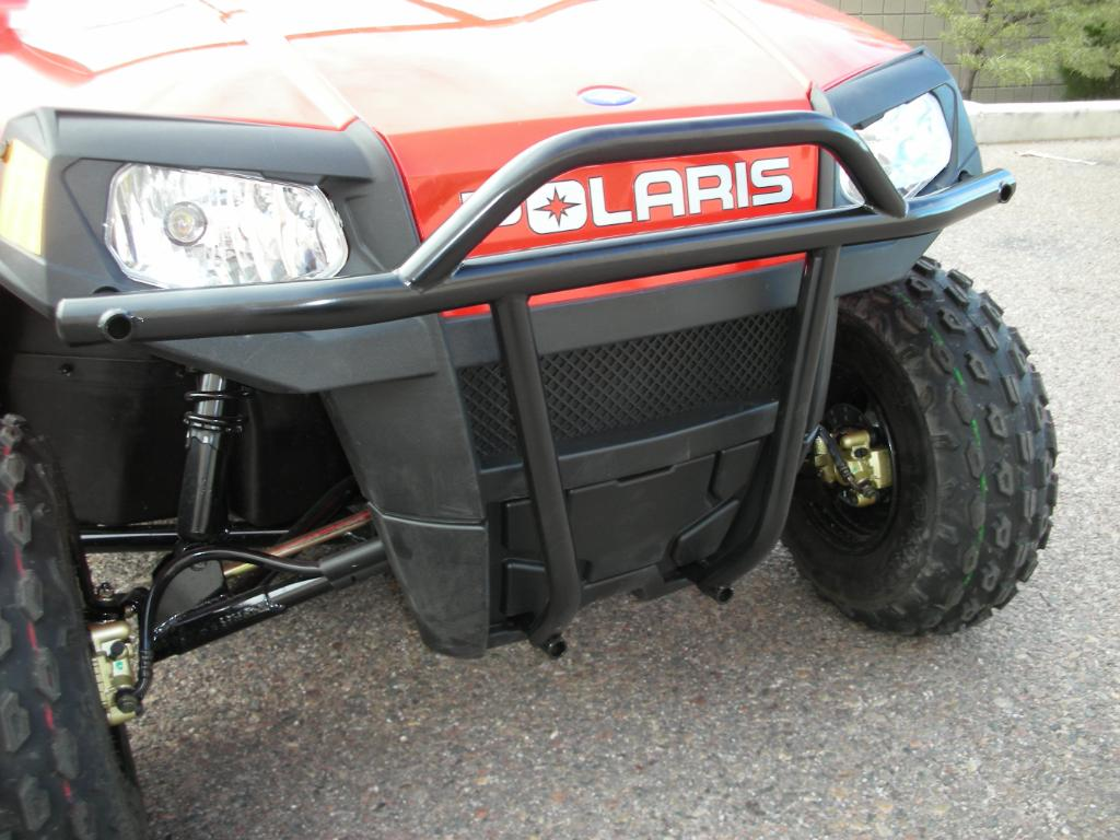 New Cage and Bumpers for the Polaris RZR 170 From Rigid