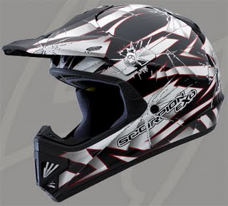 Scorpion's Impact VX-9 youth helmet