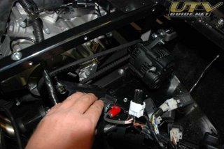 Kawasaki Teryx Alternator Kit