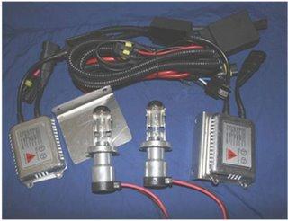 Kawasaki Teryx Hid Light Kit