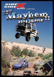 UTV Mayhem II DVD Cover