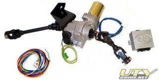 Unisteer UTV Elektra Steer Power Steering Unit