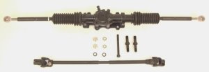 Unisteer Rackzilla Rack and Pinion