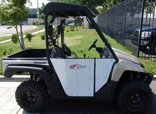 Kawasaki Teryx Doors
