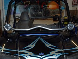 Polaris RZR Dash Bar