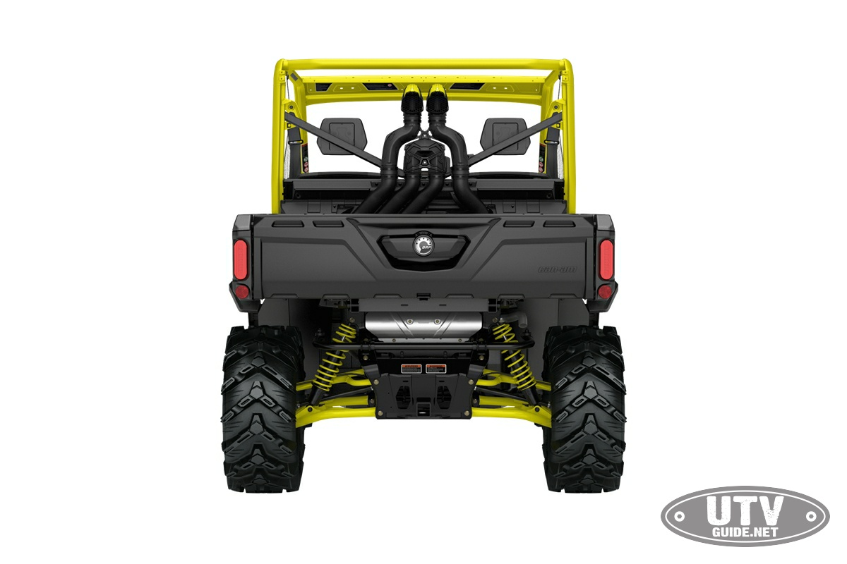 Can Am Defender X Mr Hd10 Utv Guide