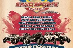 Sand Sports Super Show - 2018