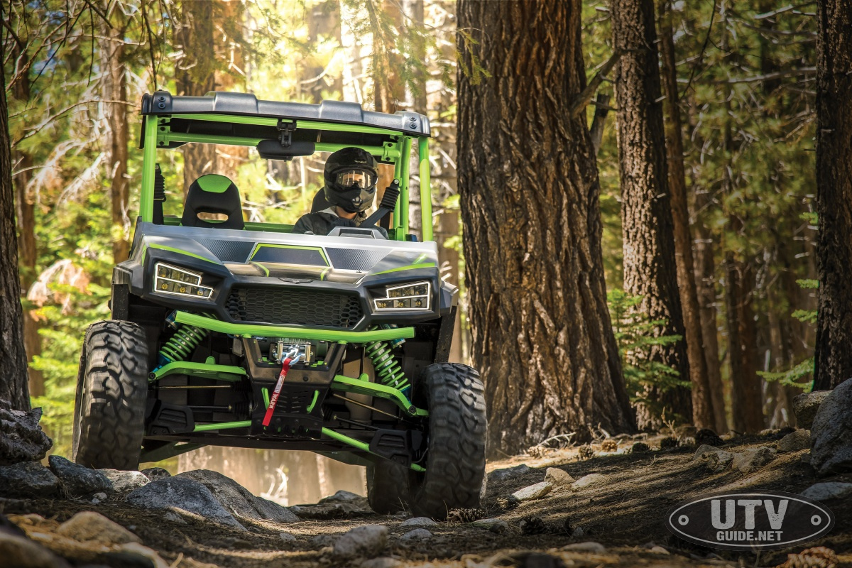 Polaris Side By Side >> Textron Off Road 2018 Havoc X - UTV Guide