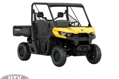 2019 Defender Base HD5 Yellow_3-4 front