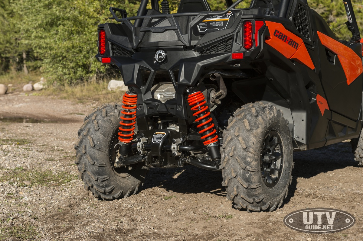 Can Am 1000 >> Can-Am Maverick Trail Review - UTV Guide
