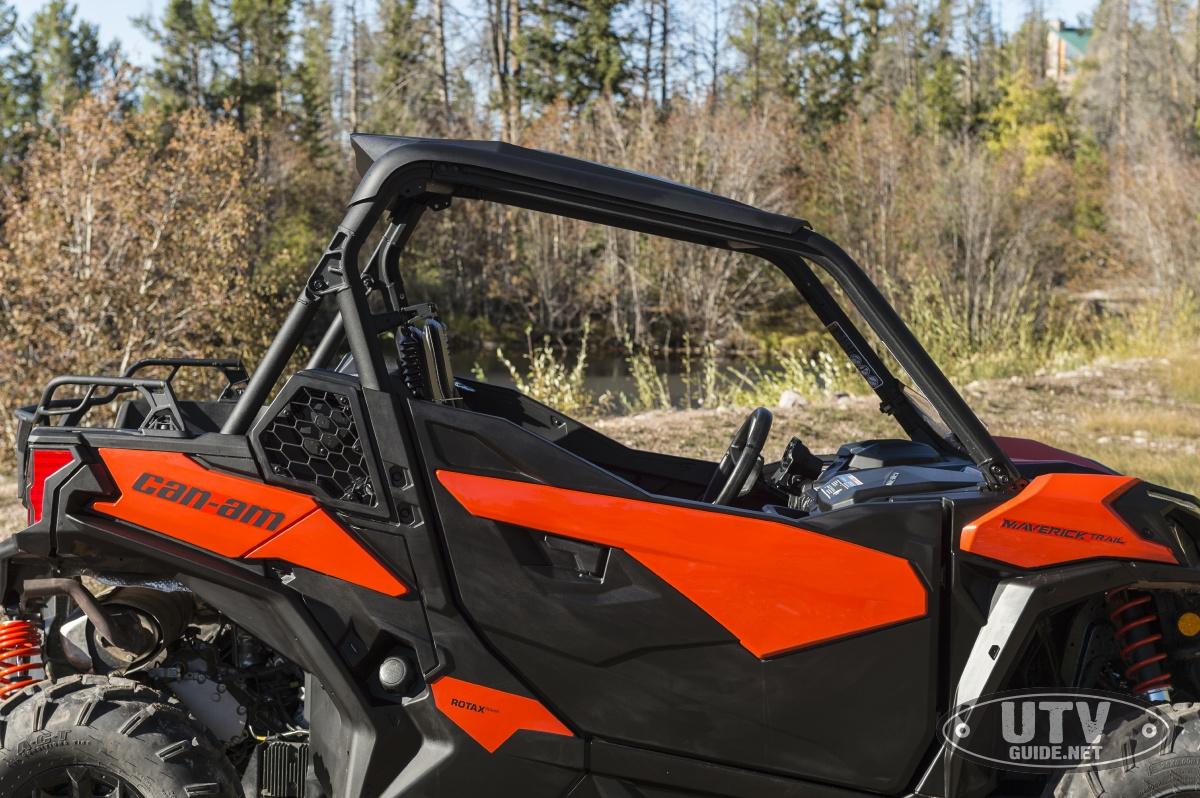 Can-Am Maverick Trail Review - UTV Guide
