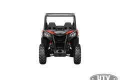 2018 Maverick Trail DPS 1000 Can-Am Red_front_SM