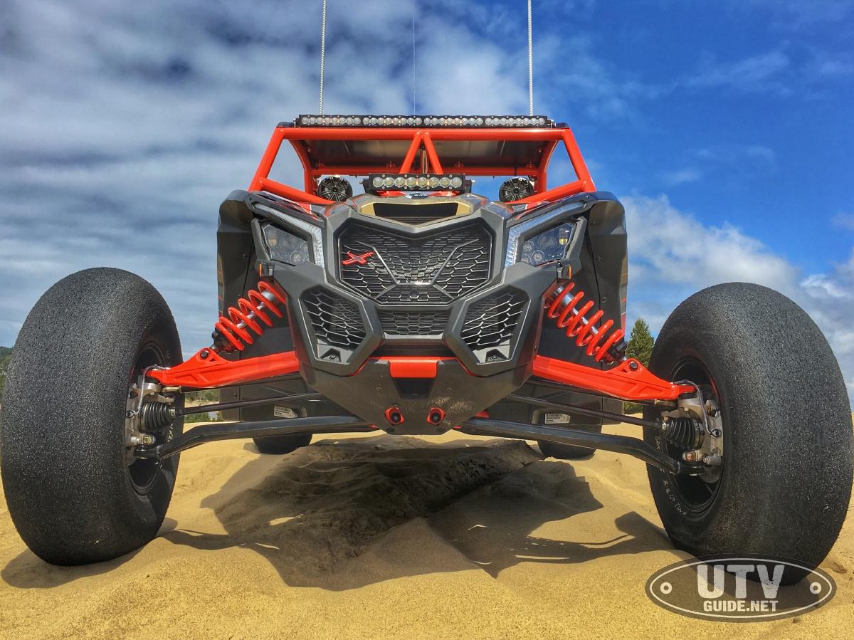 Phase One Can-Am Maverick X3 Build - UTV Guide