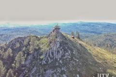 Custer Peak Fire Lookout