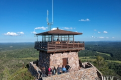 Custer Peak Fire Lookout