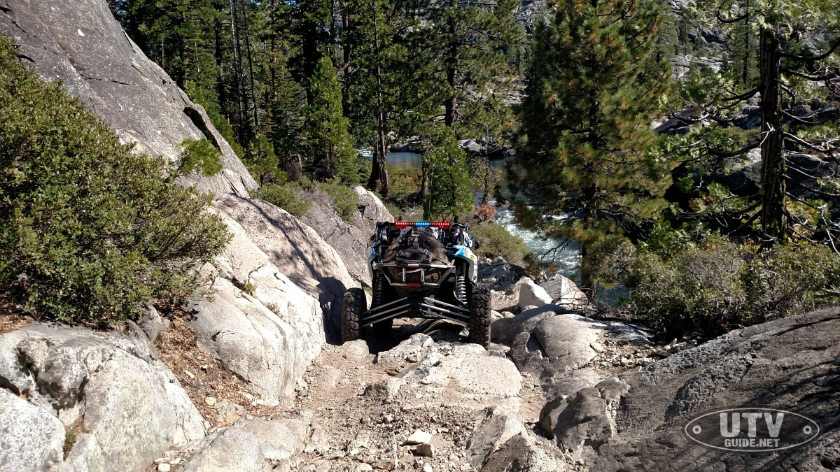 Utv Run On Fordyce Creek Trail Utv Guide