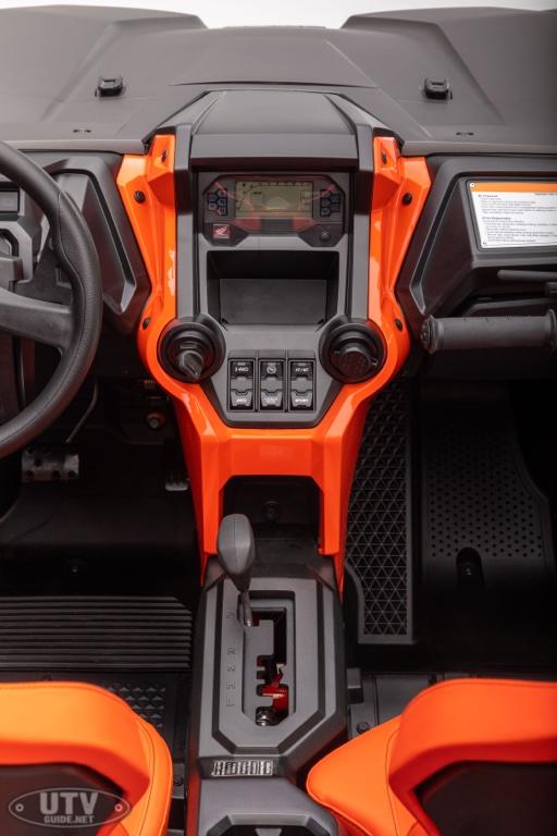 2020 Honda Talon 1000X-4