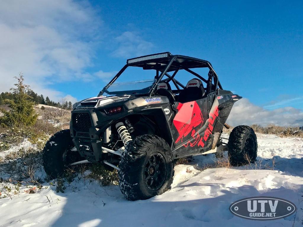 Polaris General 1000 >> Early Winter Ride with Polaris General 1000 EPS Deluxe - UTV Guide